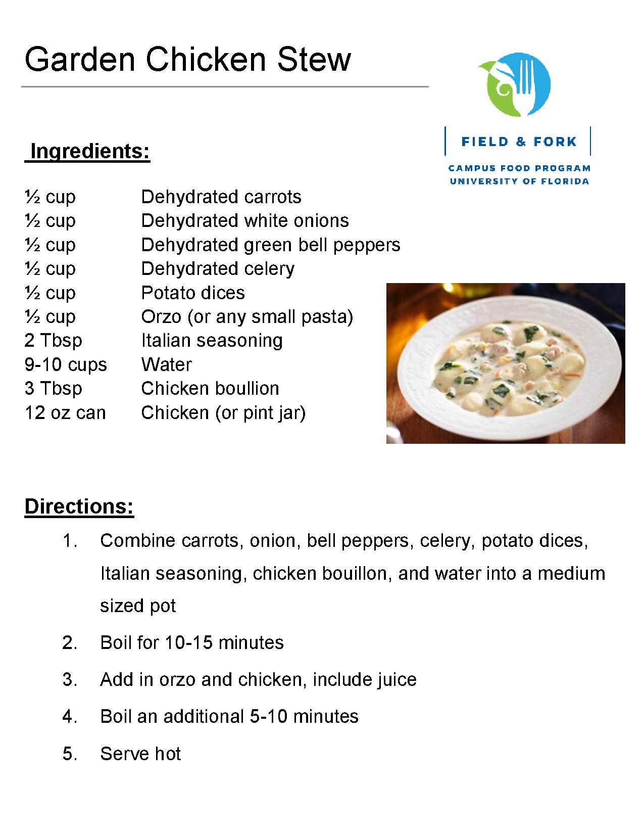 Recipes the pantry download the garden chicken stew recipe in pdf forumfinder Images