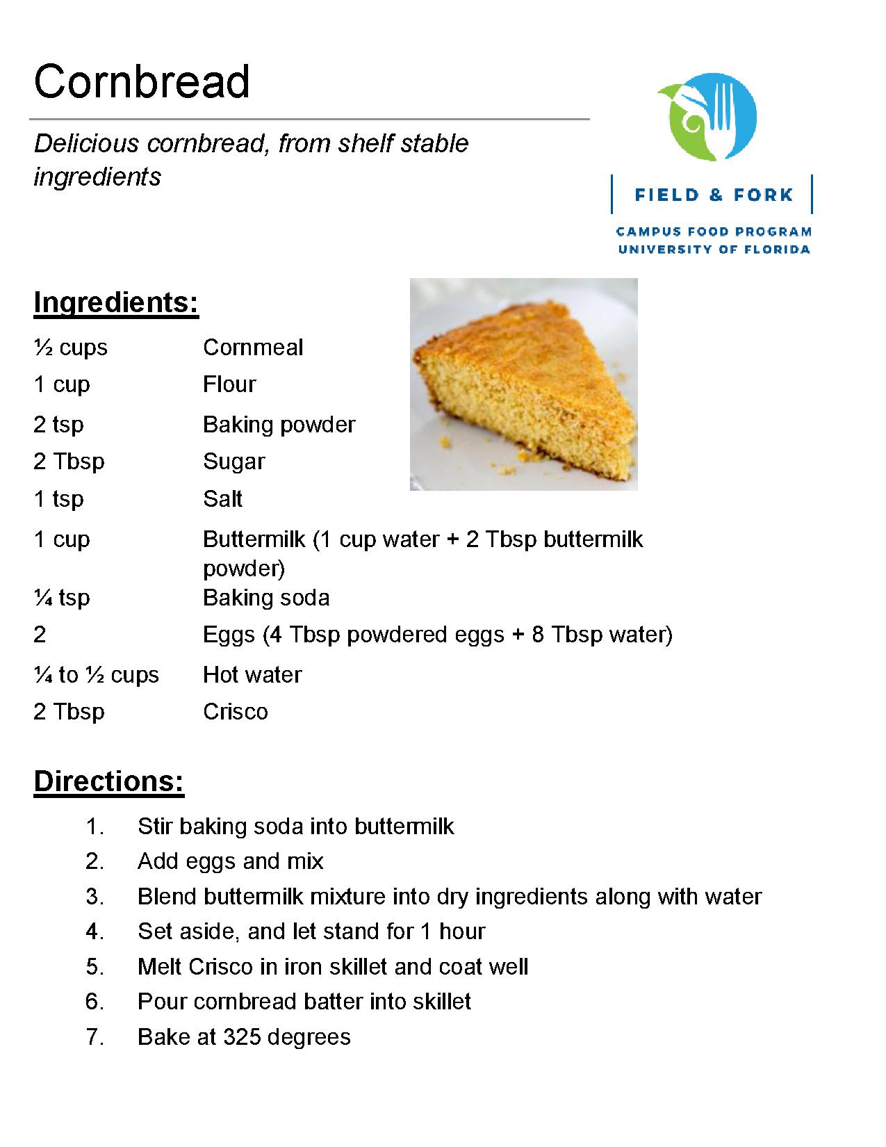 Recipes the pantry download the cornbread recipe in pdf forumfinder Gallery